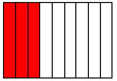 equivalent fraction 3/9